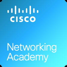 Cisco Networking Academy logo transp